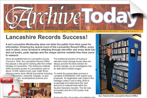 Lancashire Records Office